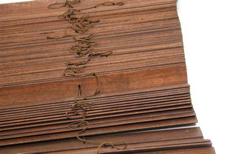 Ikea Jalousie Holz by Ikea Lindmon Holzjalousie 100x250cm Holz Jalousie