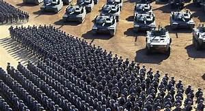 Top US General Says China Will Displace Russia as ...