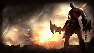 God of War 4K Wallpaper (69+ images)
