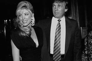 Donald Trump and Marla Maples' soap-style lovers' saga ...