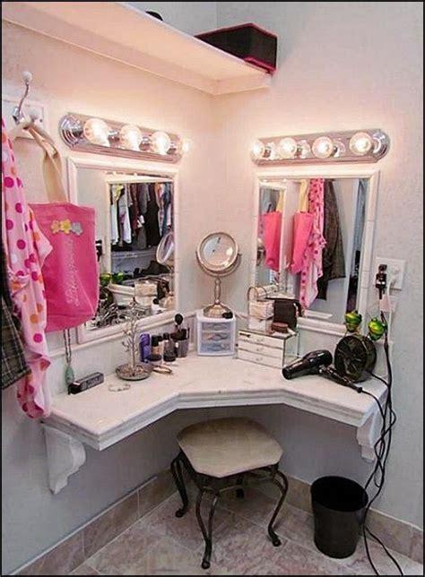 Corner Bedroom Vanity 25 best ideas about corner makeup vanity on