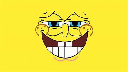 Face Spongebob Funny Wallpapers Backgrounds Bob Sponge