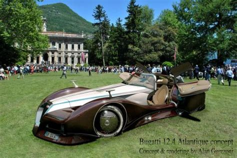 bugatti  atlantique grand sport concept  alan
