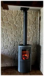 Poele Pierre Ollaire : po le bois scan line 800 pierre ollaire chauffage bois ~ Premium-room.com Idées de Décoration