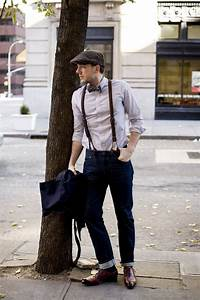 How to Wear Braces? 20 Best Men Outfits Ideas With Suspenders