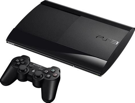 Ps3 Console by Consoles Playstation 3 Slim 12gb Console Ps3