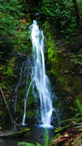 Washington Olympic Peninsula Waterfall Trail