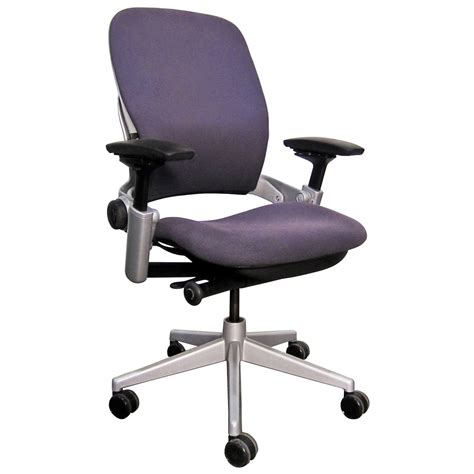 steelcase leap v2 used task chair purple national
