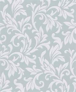 Tapete Blau Muster : tapete creme blau barock shiny chic rasch 309829 ~ Orissabook.com Haus und Dekorationen