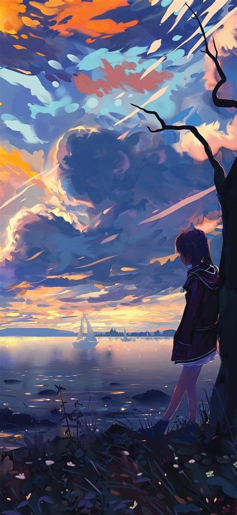 See more ideas about anime background, anime scenery, anime scenery wallpaper. Anime Girl 1080x2340 Wallpapers - Wallpaper Cave