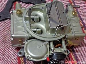 Carburador Holley 4 Gargantas Ford 289  302 O 351  37976