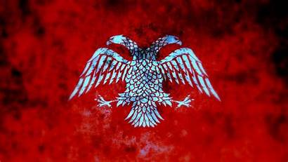 Serbian Flag Empire Serbia Despotate Wallpaperup