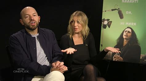 paul scheer gif disaster artist dave franco ari graynor and paul scheer on the disaster