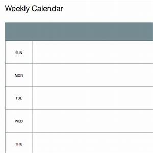 image gallery 2016 weekly template With evernote daily planner template