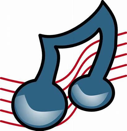 Musical Symbol Clip Bold Clipart Svg Clker