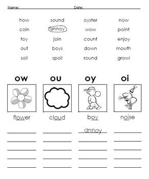phonics worksheets digraphs blends and more tpt
