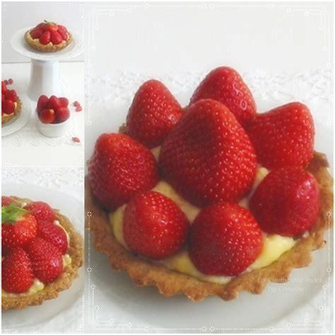 aux fraises cuisine tarte aux fraises pate feuilletee 28 images recette