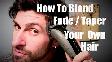 mens style  grooming advice   taper fade