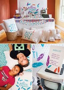 Best 25 Sleepover Birthday Parties Ideas On Pinterest