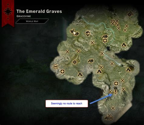 mystery quest  emerald graves dragonage