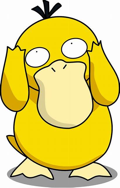 Psyduck Silly Mighty355 Wallpapers Deviantart Pokemon Duck