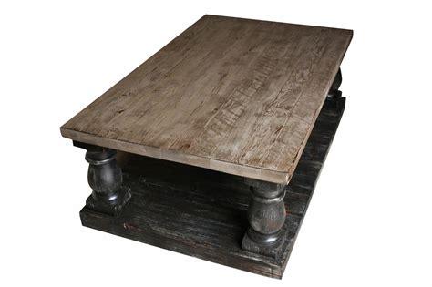 Reclaimed Wood Coffee Table #1194  Latest Decoration Ideas