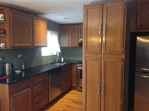 How to Refinish Kitchen Cabinets: Part 2   Frugalwoods