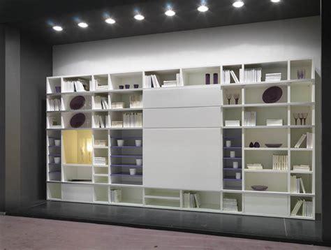 Librerie Angolari by Librerie Moderne Libreria Design Librerie Angolari