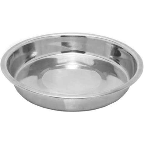 Rosewood Stainless Steel Shallow Puppy Pan Dog Bowl From £299  Waitrose Pet