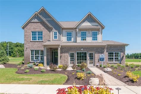 Mi Homes Design Center Indianapolis by Havenwood New Homes In Noblesville Now Selling M I Homes