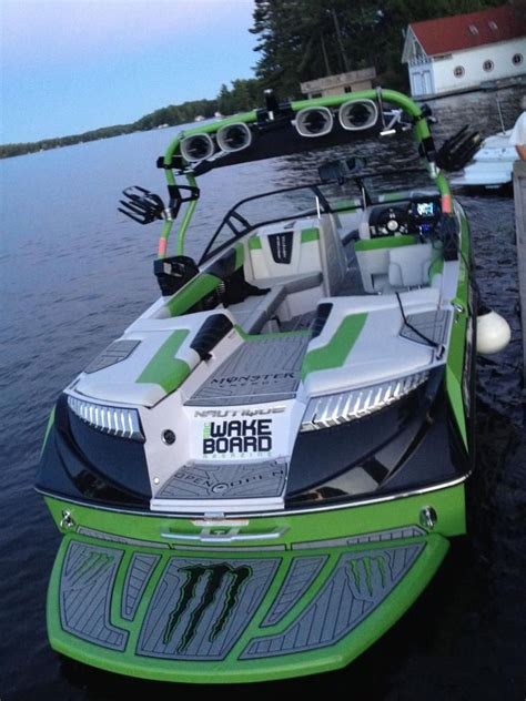 Pavati Ski Boats Price by Seadek Pads On The Nautique G23 Energy Boat At