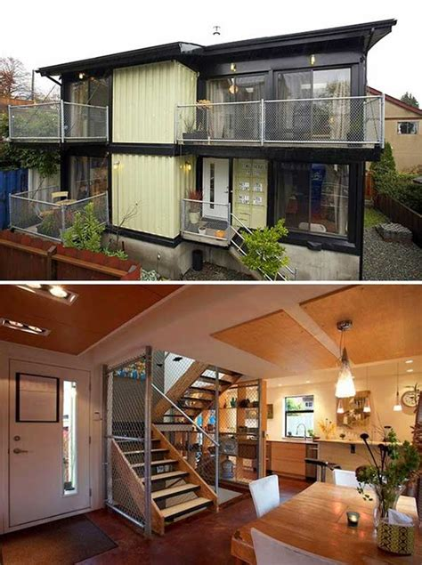 epic shipping container houses lack luxury amazing diy interior home design