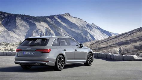 2019 Audi A4, A5 Lose Manual Transmission Option In The