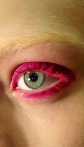 Pretty colourful mascara on Pinterest