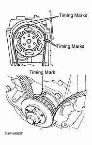 1994 Kia Sephia Serpentine Belt Routing And Timing Belt