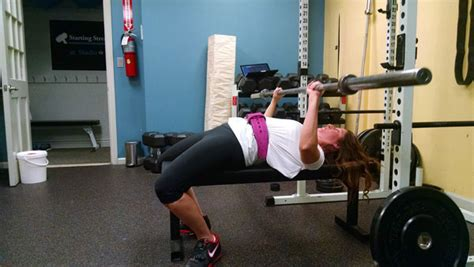 Starting Weight Bench Press by Starting Strength Weekly Report July 6 2015
