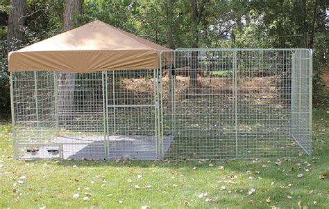 simple dog pen ideas to make your dog comfortable