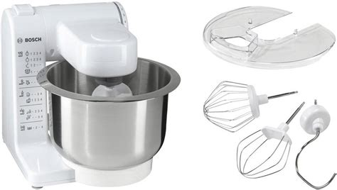 Bosch Küchenmaschine »mum4407«, 3,9-liter-edelstahl-rührschüssel, 500 Watt Online Kaufen