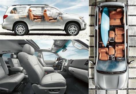 toyota sequoia interior 2016 toyota sequoia review interior limited diesel price