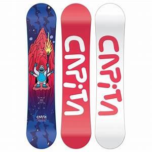 Capita Micro Mini Snowboard Little Boys 39 2021 Evo