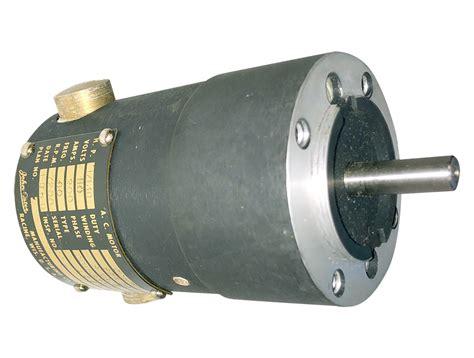 Ac Motor by Small Ac Motors