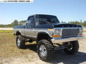 1979 Ford F-150 4x4 for Sale