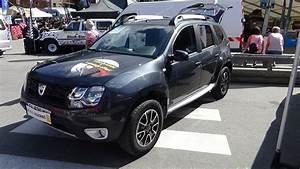 Dacia Duster Black Touch Dci 110 4x4 : 2017 dacia duster black touch dci 110 4x4 exterior and interior foire 4x4 valloire 2017 ~ Medecine-chirurgie-esthetiques.com Avis de Voitures