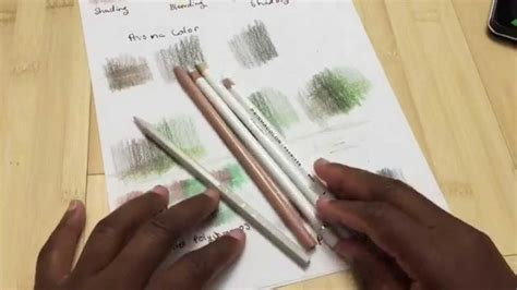 blending colored pencils for adult coloring books with dry