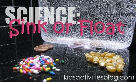 sink or float experiment sink or float an experiment with seltzer water