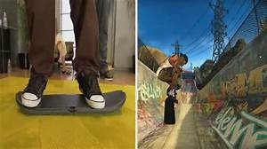 Tony Hawk Shows Tony Hawk Ride