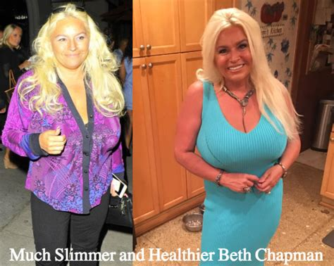 beth dog the bounty hunter weight loss