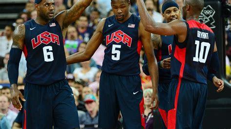 team usa  spain  olympic basketball gold medal