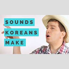 Sounds Koreans Make  Improve Your Korean With Filler Words Youtube