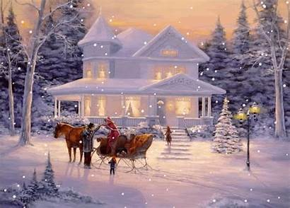 Christmas Pretty Country Cottage Merry Victorian Chic